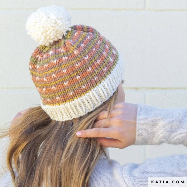 Number Four Katia Easy Hat