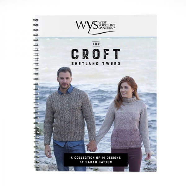 Number Four The Croft Shetland Tweed Book