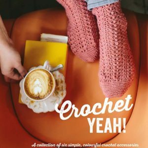 Number Four Crochet Yeah Pattern