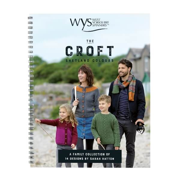 Number Four The Croft Shetland Colours Book