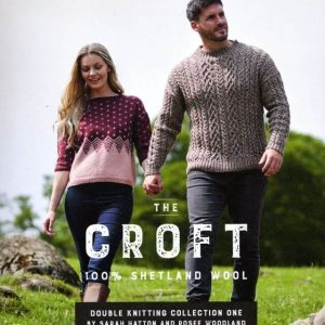Number Four The Croft Double Knitting Collection One Book