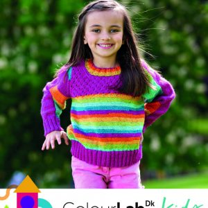 Number Four West Yorkshire Spinners Colourlab DK Kids