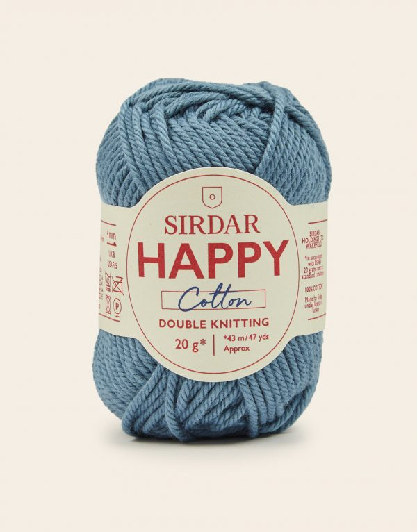 Number Four Sirdar Happy Cotton