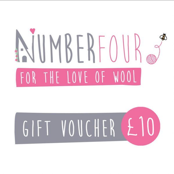 Number Four Gift Voucher