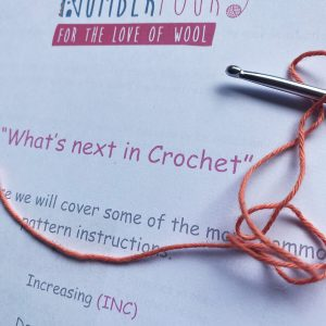 Number Four Wool What's Next In Crochet Event