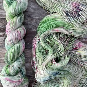 number four in the garden yarn